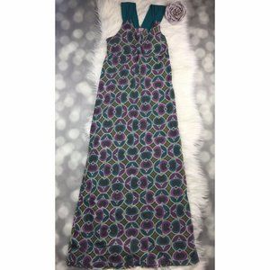 Sweet Pea by Stacy Frati Maxi Dress Womens Small